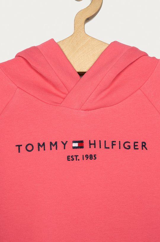 Tommy Hilfiger - Dievčenské šaty 116-176 cm  Základná látka: 72% Bavlna, 6% Elastan, 22% Polyester Podšívka kapucne : 100% Bavlna Elastická manžeta: 96% Bavlna, 4% Elastan