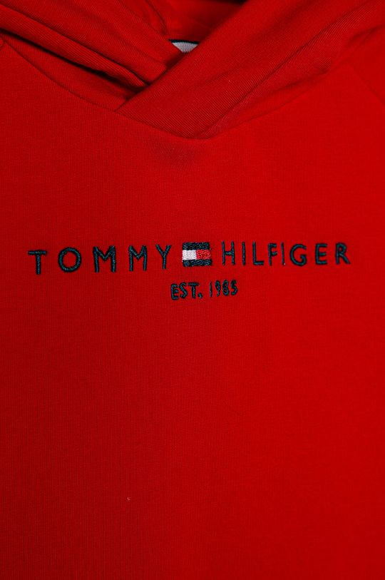 Tommy Hilfiger - Dívčí šaty 116-176 cm červená