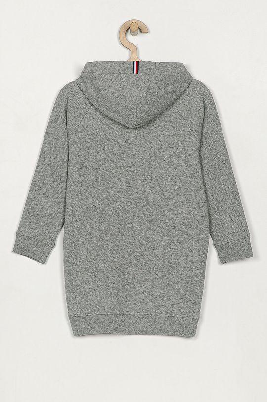 Tommy Hilfiger - Dievčenské šaty 116-176 cm sivá