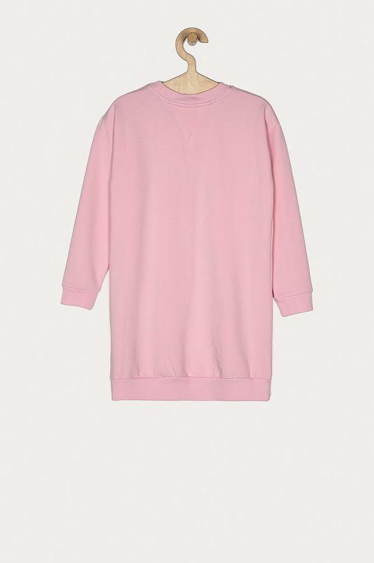 Tommy Hilfiger - Dívčí šaty 116-176 cm pastelově růžová