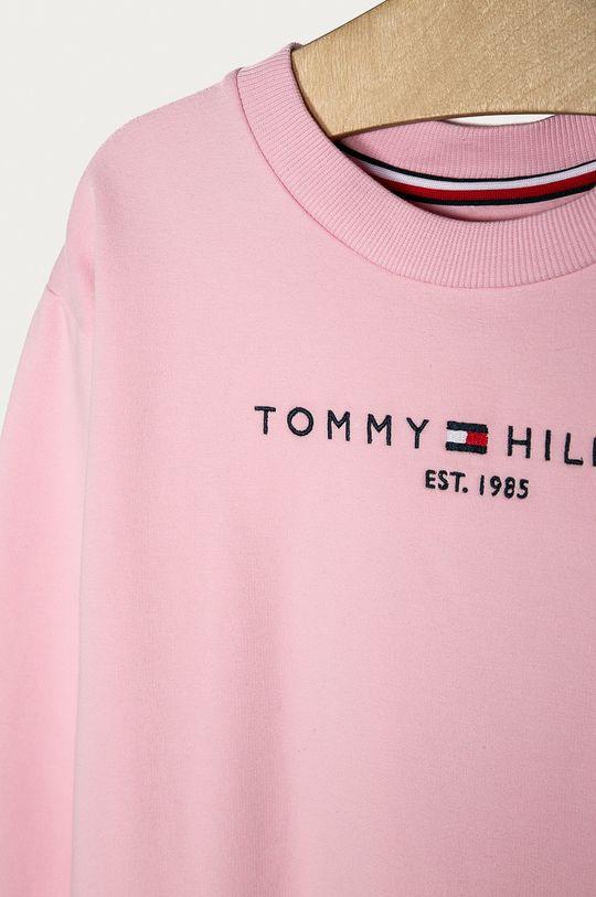 Tommy Hilfiger - Dívčí šaty 116-176 cm  Hlavní materiál: 72% Bavlna, 6% Elastan, 22% Polyester Stahovák: 96% Bavlna, 4% Elastan