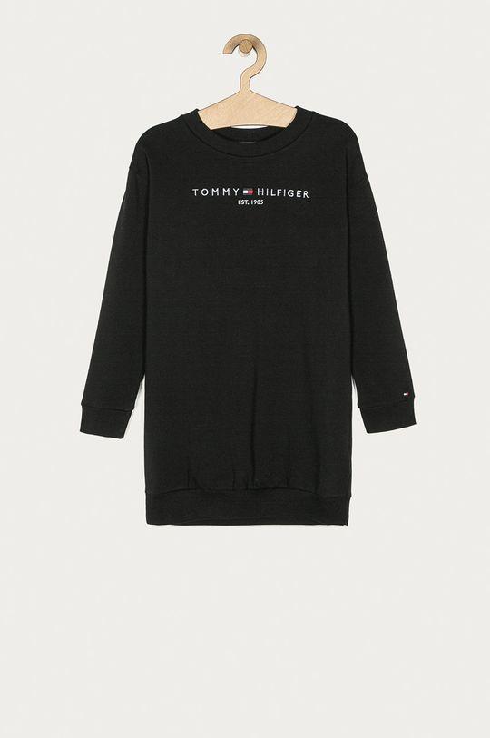 černá Tommy Hilfiger - Dívčí šaty 116-176 cm Dívčí
