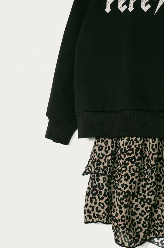 Pepe Jeans - Rochie fete Anita 128-180 cm  Captuseala: 100% Bumbac Materialul de baza: 95% Bumbac, 5% Elastan Material 1: 100% Viscoza