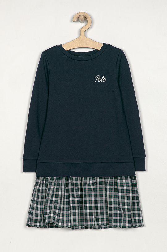 bleumarin Polo Ralph Lauren - Rochie fete 128-176 cm De fete