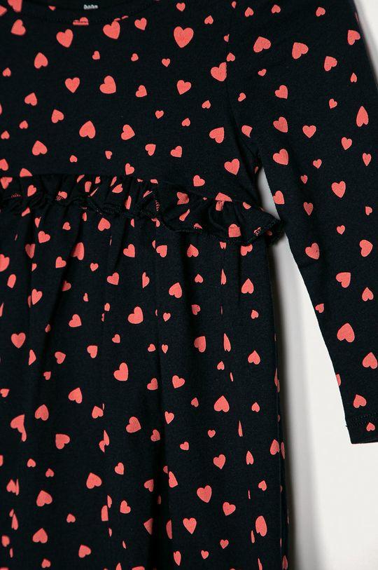 GAP - Dievčenské šaty 80-110 cm tmavomodrá