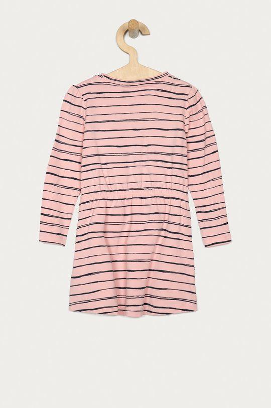 Name it - Dievčenské šaty 92-116 cm ružová