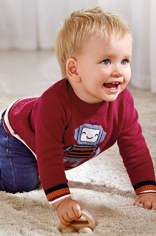 Mayoral - Sweter dziecięcy 68-98 cm 60 % Bawełna, 30 % Poliamid, 10 % Wełna