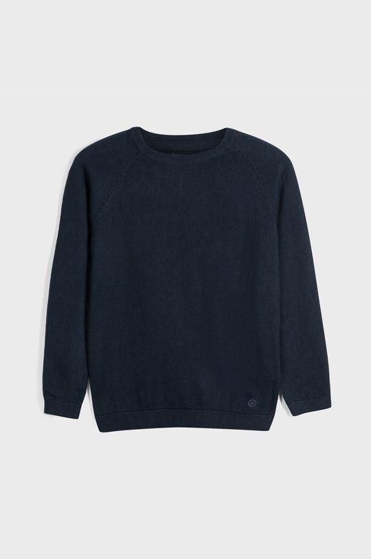 granatowy Mayoral - Sweter dziecięcy 128-172 cm Chłopięcy