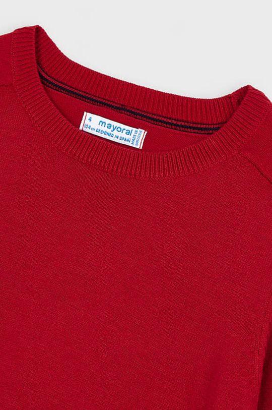 Mayoral - Sweter dziecięcy 92-134 cm 82 % Bawełna, 18 % Poliamid