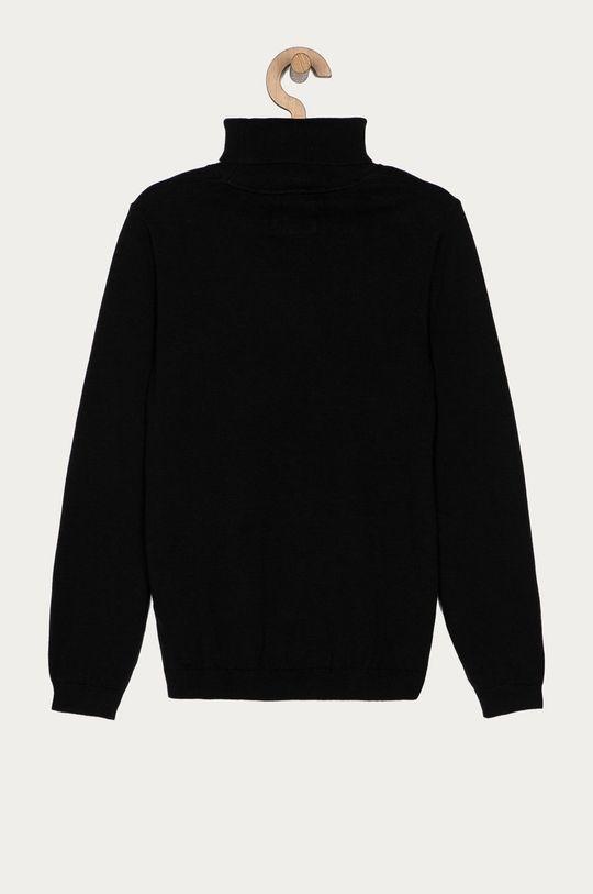 Calvin Klein Jeans - Sweter dziecięcy 140-176 cm czarny