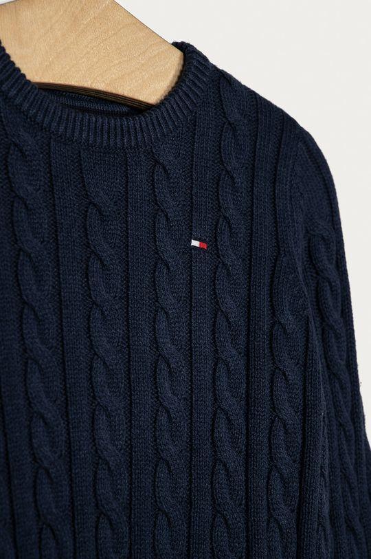 Tommy Hilfiger - Sweter dziecięcy 128-176 cm 60 % Bawełna, 40 % Poliamid