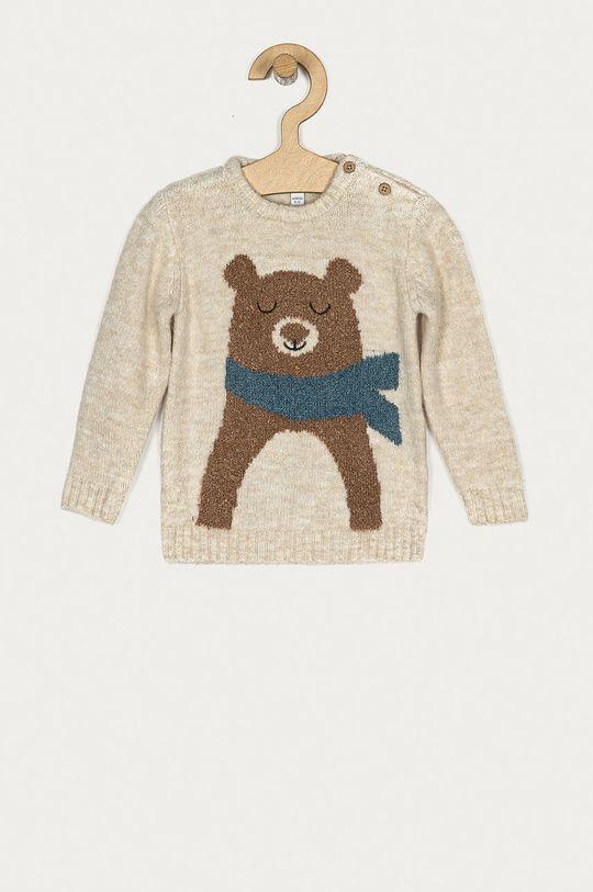 beżowy OVS - Sweter dziecięcy 74-98 cm Chłopięcy