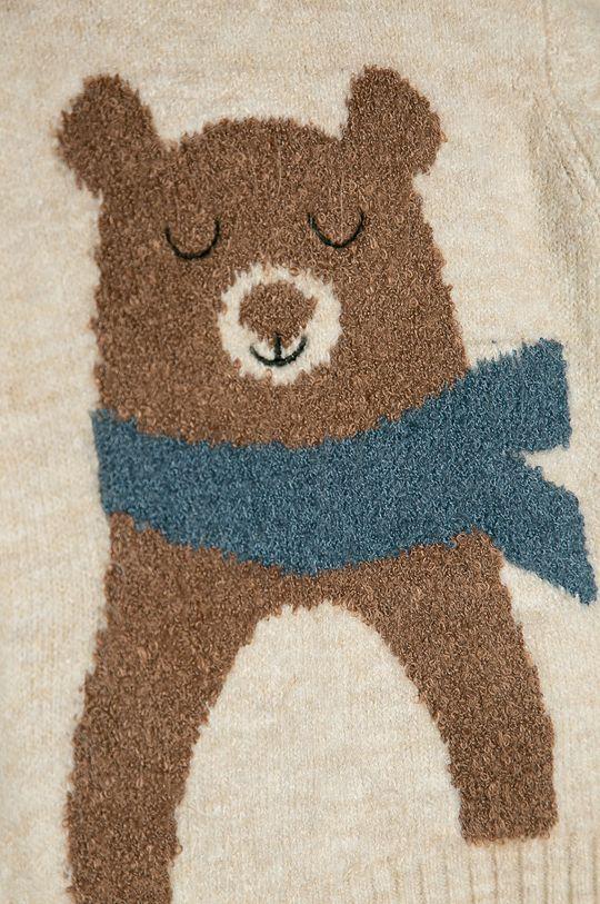 OVS - Sweter dziecięcy 74-98 cm beżowy