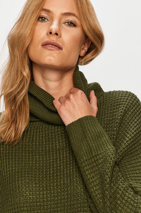zelená Vero Moda - Sveter 10231495