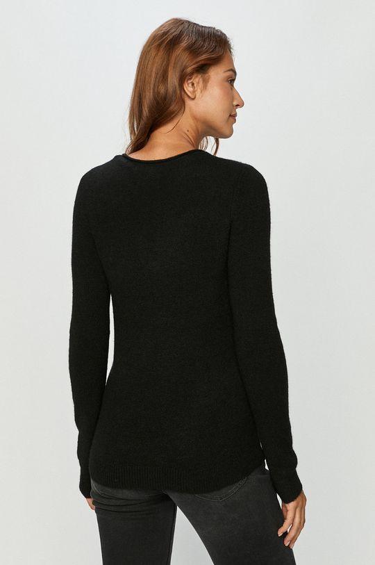 Vero Moda - Sweter 23 % Akryl, 6 % Elastan, 16 % Nylon, 52 % Poliester, 3 % Wełna