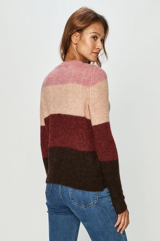 Vero Moda - Sweter 33 % Akryl, 6 % Elastan, 30 % Nylon, 15 % Wełna, 16 % Alpaka