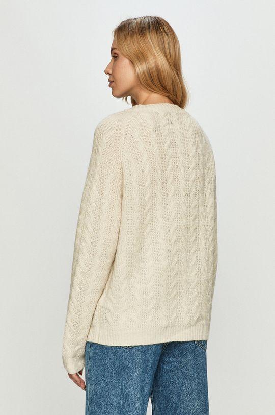 Vero Moda - Sweter 20 % Akryl, 3 % Elastan, 27 % Poliester, 50 % Poliester z recyklingu