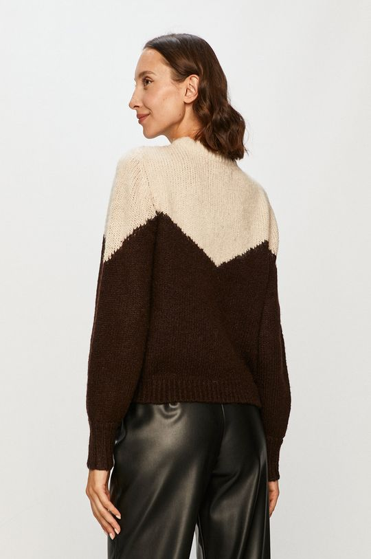 Vero Moda - Sweter 22 % Akryl, 50 % Poliester z recyklingu