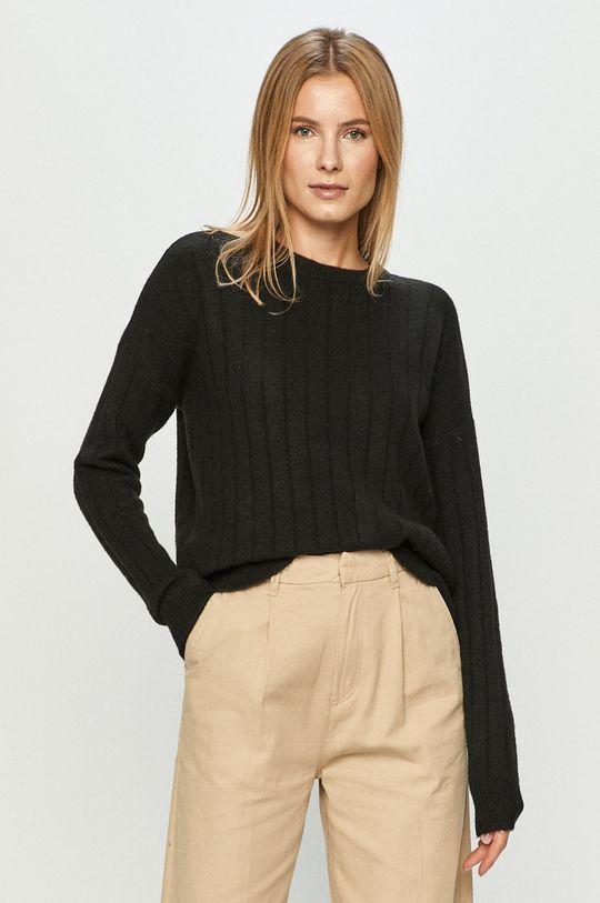 czarny Vero Moda - Sweter Damski