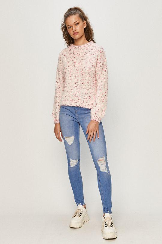 Vila - Pulover roz