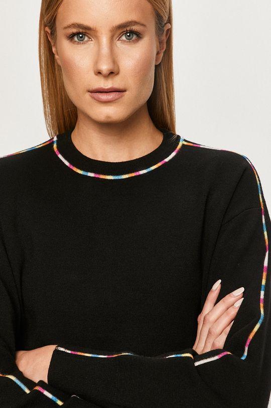 черен Desigual - Пуловер