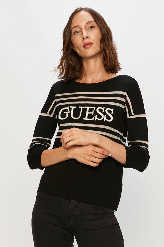 negru Guess Jeans - Pulover De femei