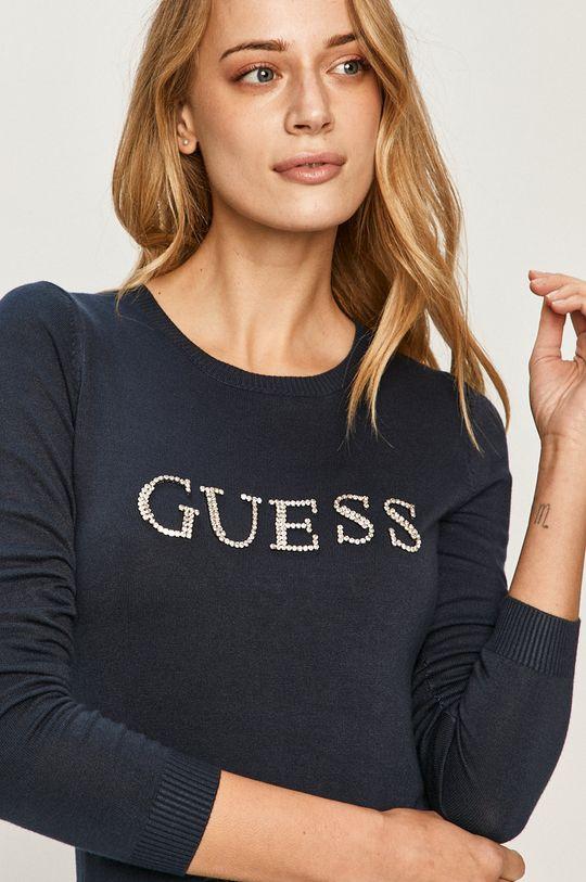 bleumarin Guess Jeans - Pulover De femei