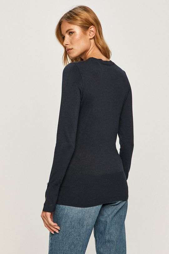 Guess Jeans - Sveter  2% Elastan, 16% Polyamid, 82% Viskóza