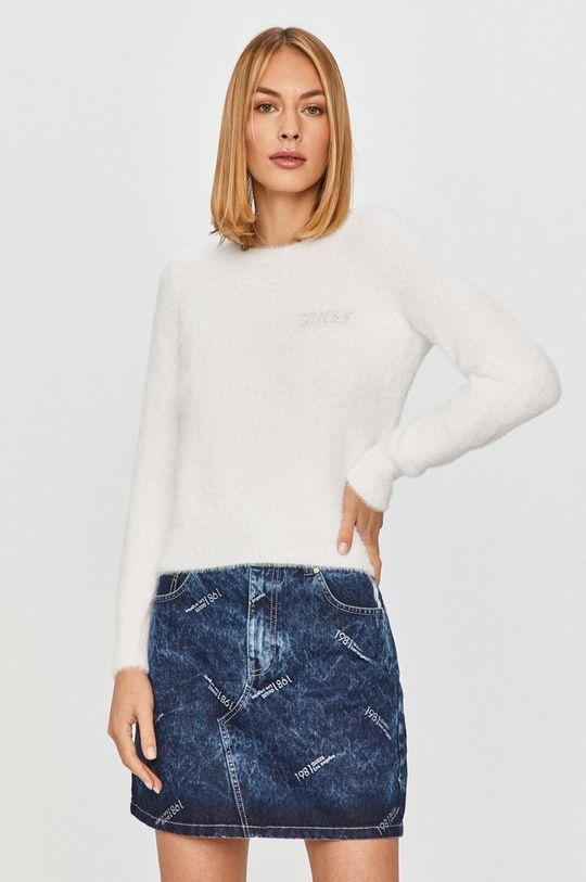 fehér Guess Jeans - Pulóver Női