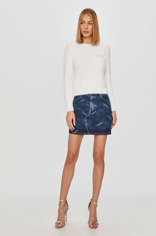 Guess Jeans - Pulóver fehér