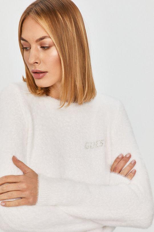 fehér Guess Jeans - Pulóver