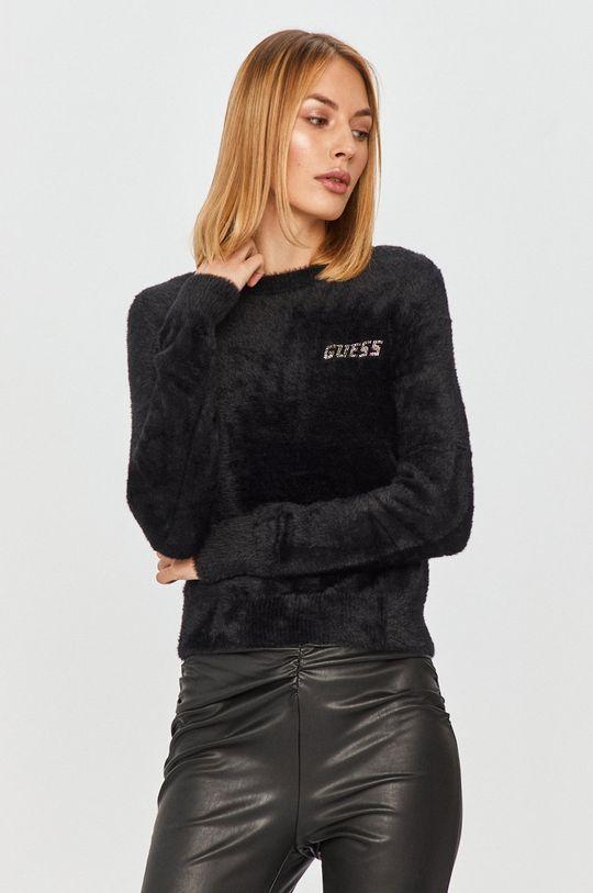 fekete Guess Jeans - Pulóver Női