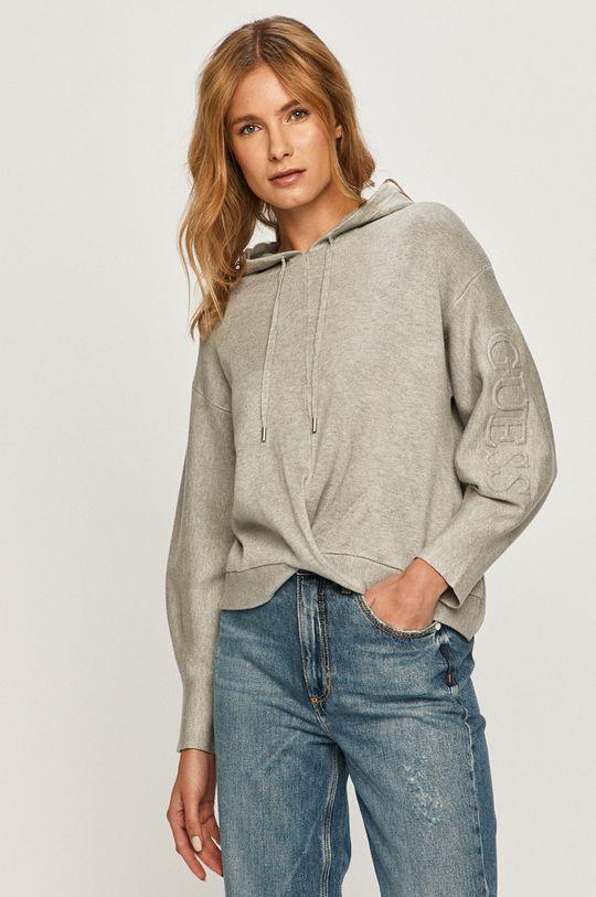 gri deschis Guess Jeans - Pulover De femei