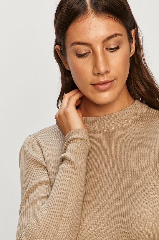 oliwkowy Vila - Sweter