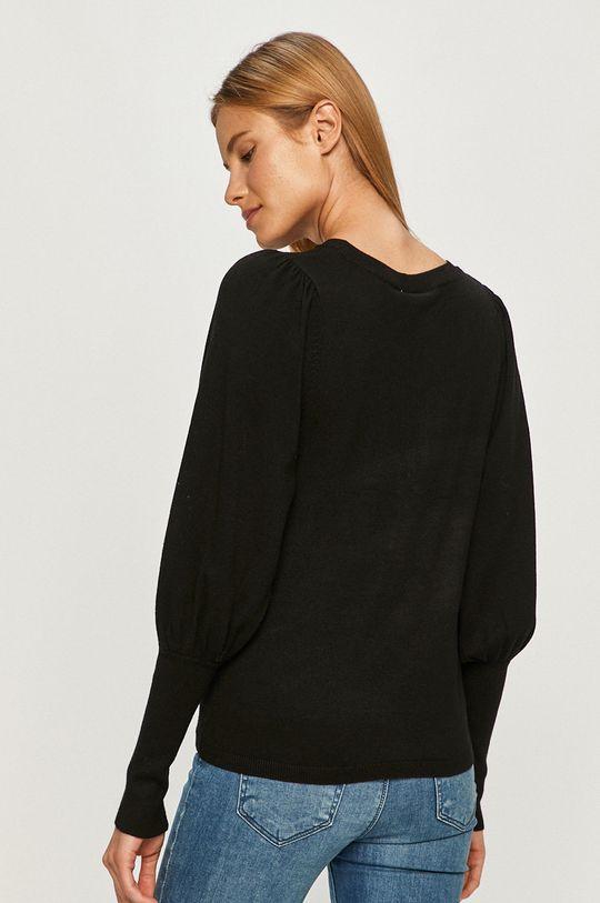 Vila - Sweter czarny