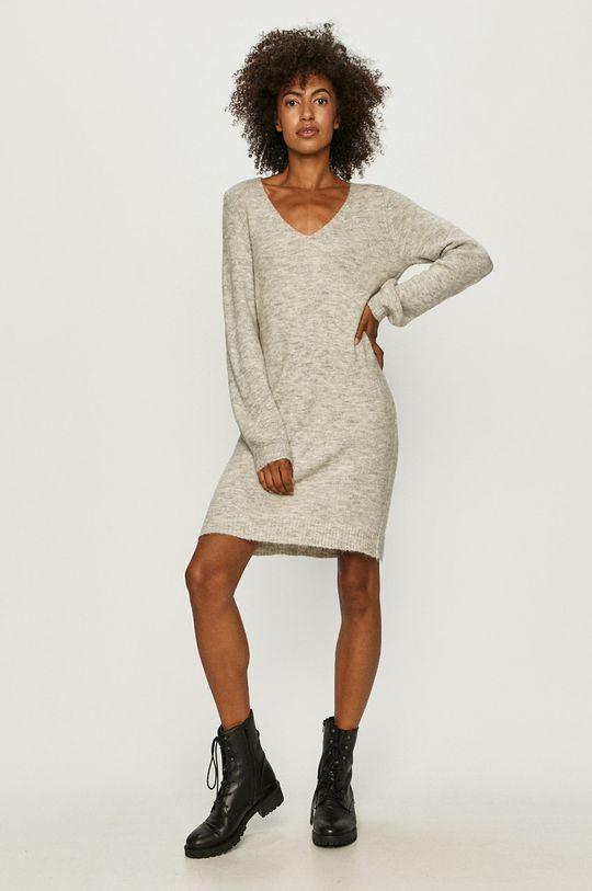 Jacqueline de Yong - Платье светло-серый