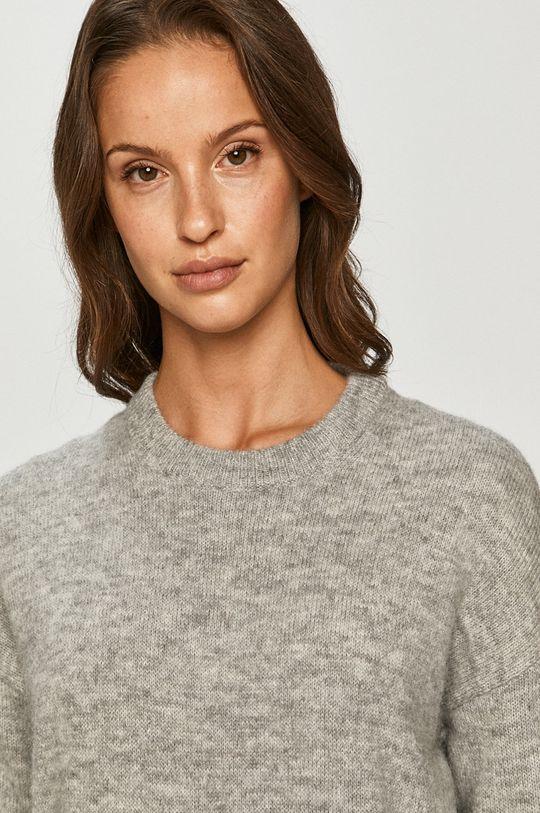 světle šedá Calvin Klein Jeans - Svetr