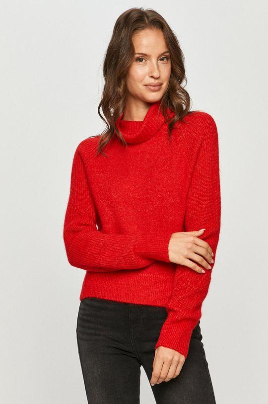 rosu Calvin Klein Jeans - Pulover De femei