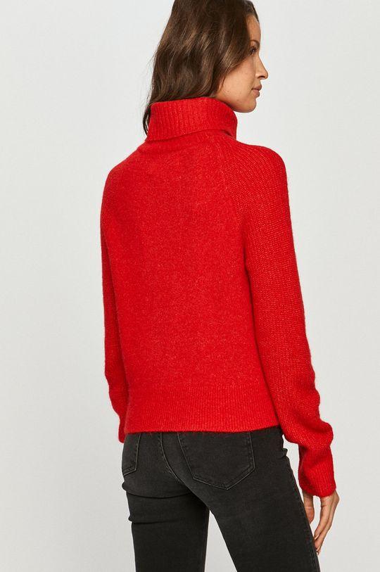 Calvin Klein Jeans - Pulover  38% Acril, 34% Poliamida, 28% Alpaca
