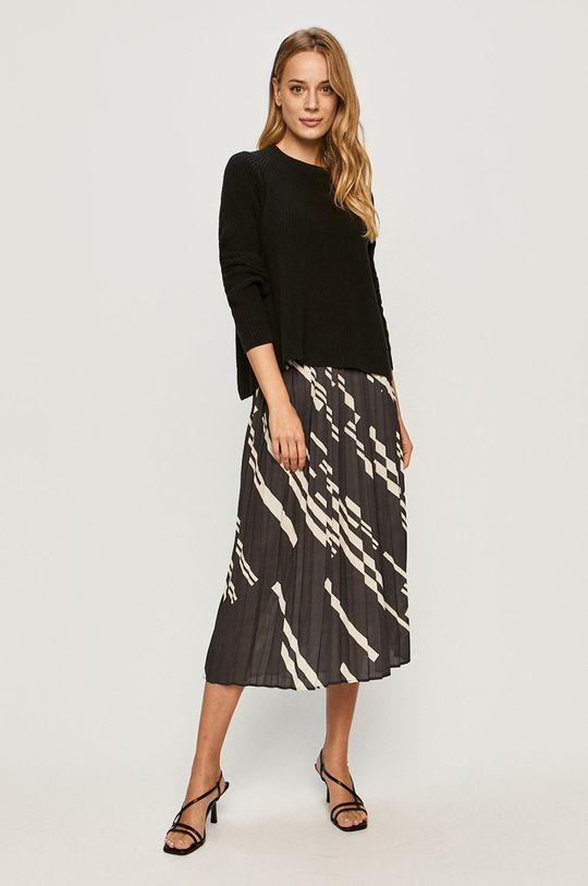 Calvin Klein Jeans - Pulover negru
