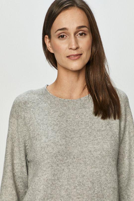 svetlosivá Jacqueline de Yong - Sveter