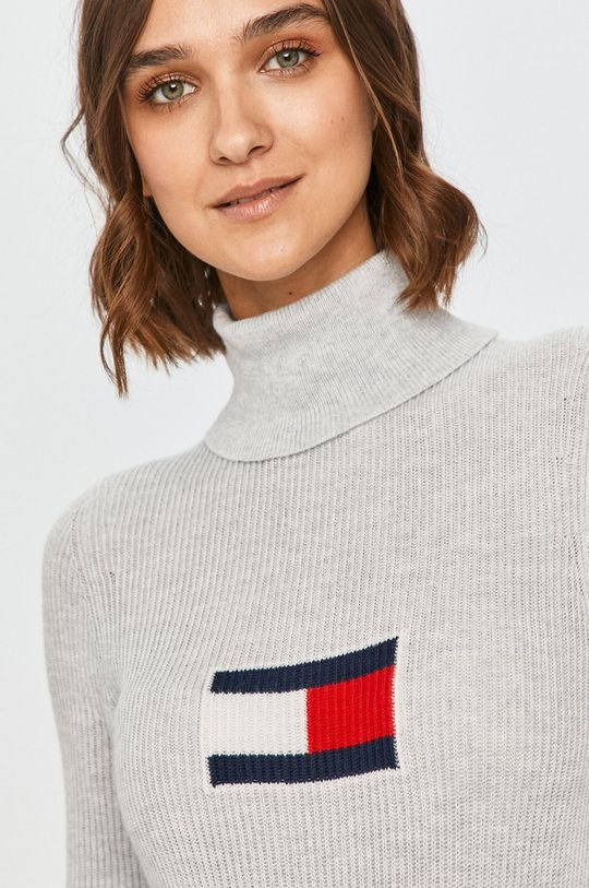 gri deschis Tommy Jeans - Pulover