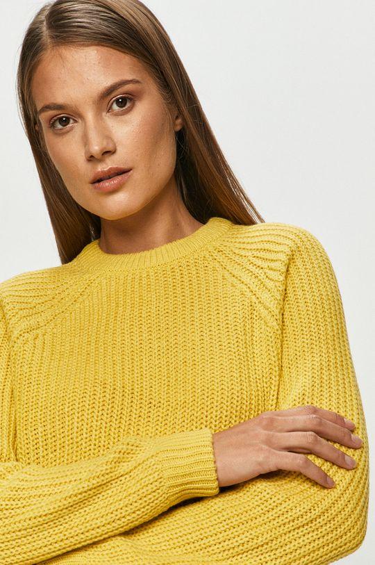 galben Vero Moda - Pulover De femei