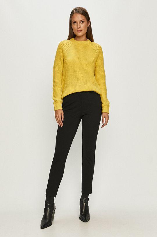 Vero Moda - Светр жовтий