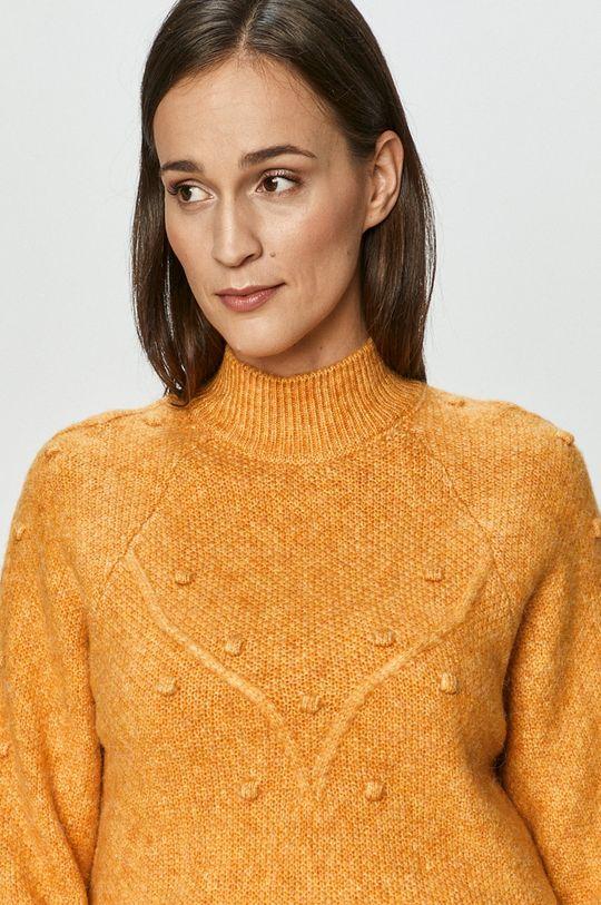 jasny pomarańczowy Vero Moda - Sweter
