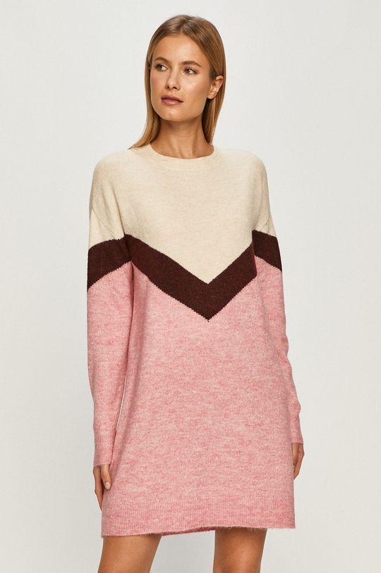 ostry różowy Vero Moda - Sukienka Damski
