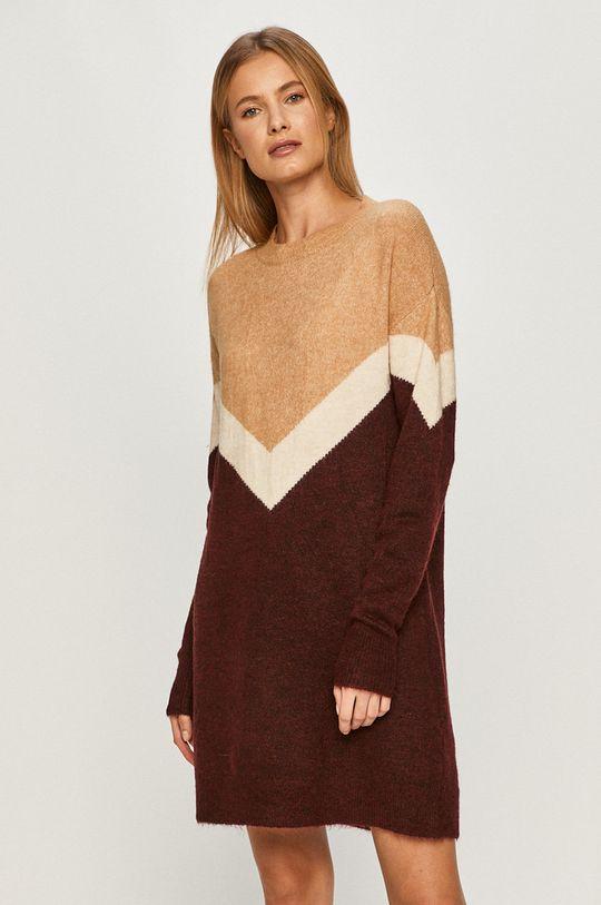 purpurowy Vero Moda - Sukienka Damski
