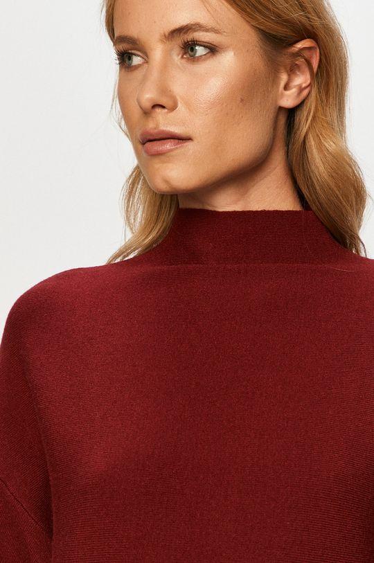 kasztanowy Vero Moda - Sweter