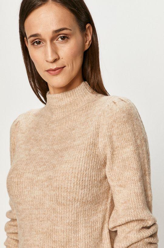 bej Jacqueline de Yong - Pulover