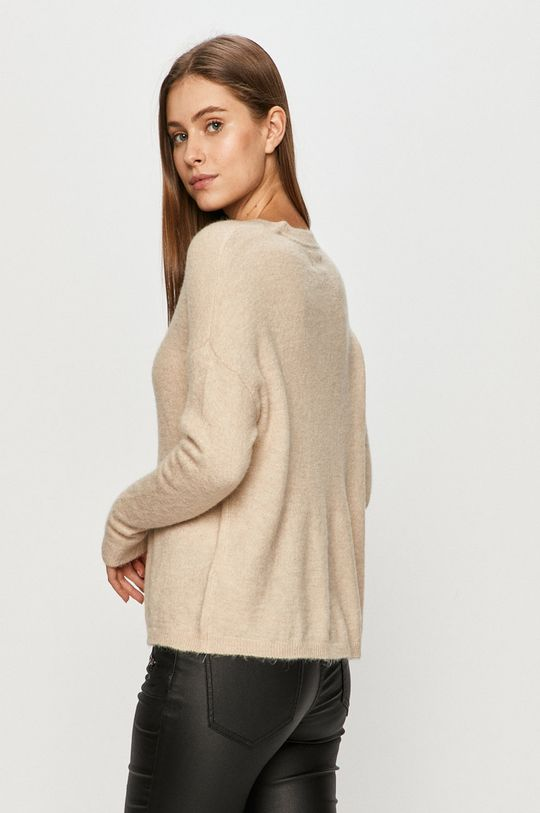 Only - Sweter 4 % Elastan, 23 % Nylon, 56 % Poliakryl, 12 % Wełna, 5 % Alpaka